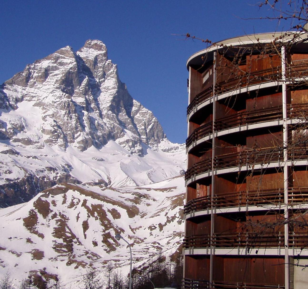 Affitto appartamento montagna valtournenche