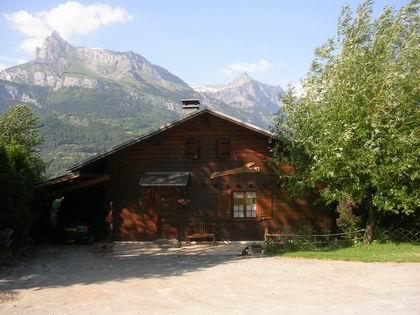 Affitto chalet/baita montagna domancy