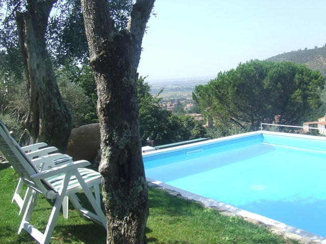 Affitto Casa vacanze Campagna CALCI
