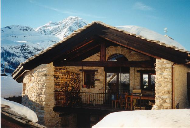 Affitto chalet baita montagna tignes for Baita asiago affitto
