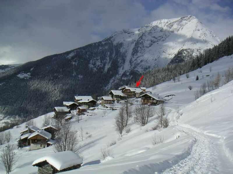 Affitto chalet/baita montagna sainte foy tarentaise