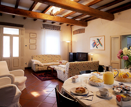 Affitto bed & breakfast citta mantova