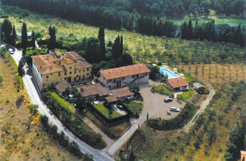 Affitto agriturismo campagna firenze