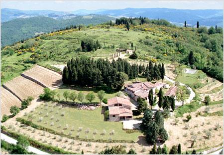 Affitto Agriturismo Campagna GREVE IN CHIANTI