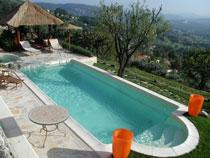Affitto casa vacanze campagna montauroux