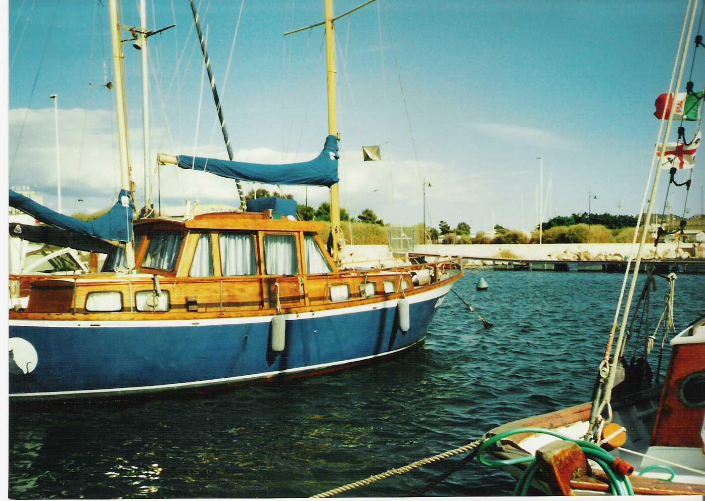 Affitto barca mare cagliari