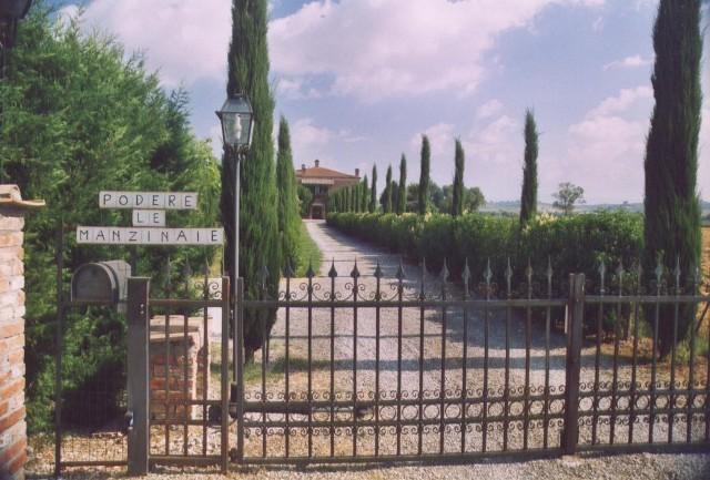 Affitto agriturismo campagna montepulciano
