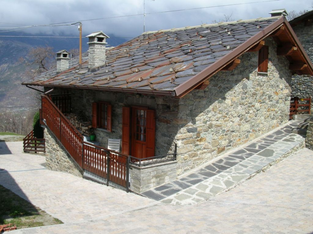 Affitto casa vacanze montagna bellecombe