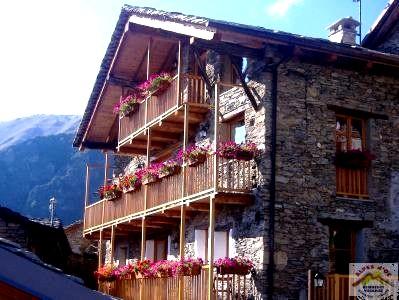 Affitto casa vacanze montagna stroppo