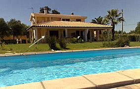 Affitto casa vacanze mare castiadas