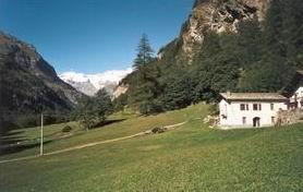 Affitto Chalet/Baita Montagna Gressoney Saint Jean