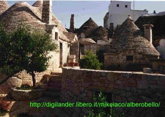 Affitto Bed & Breakfast Città Alberobello