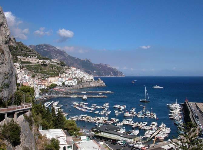 Affitto Appartamento Mare Amalfi