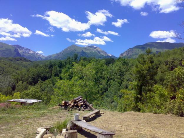 Affitto Casa vacanze Montagna Amandola