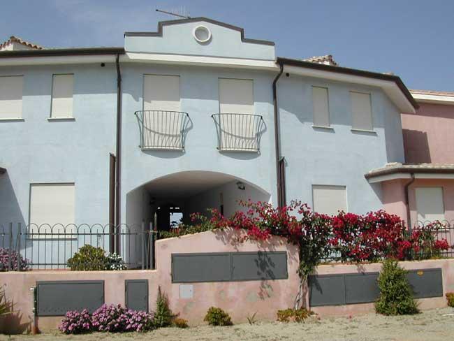 Affitto Casa vacanze Mare PORTO FRAILIS