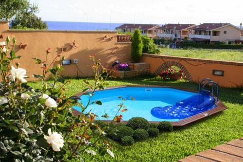 Affitto Villa Mare Santa Marinella