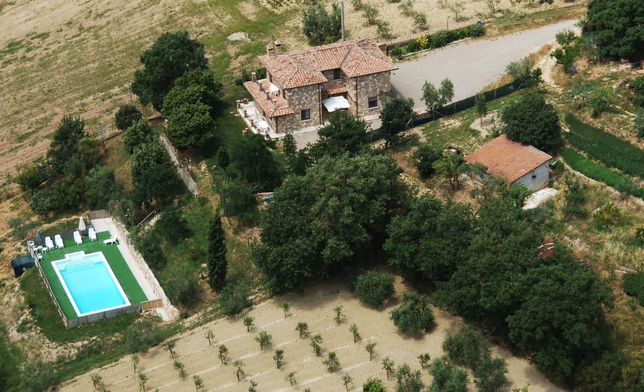 Affitto Villa Campagna Chianciano Terme