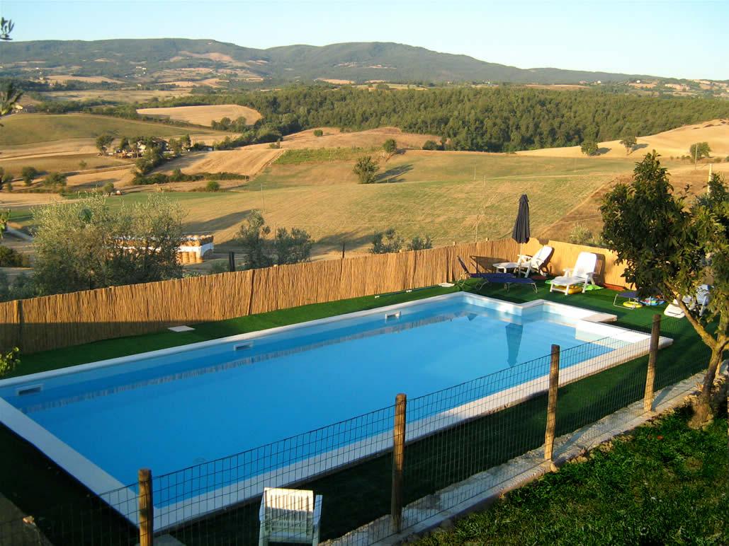 Foto Affitto Villa Campagna Chianciano Terme