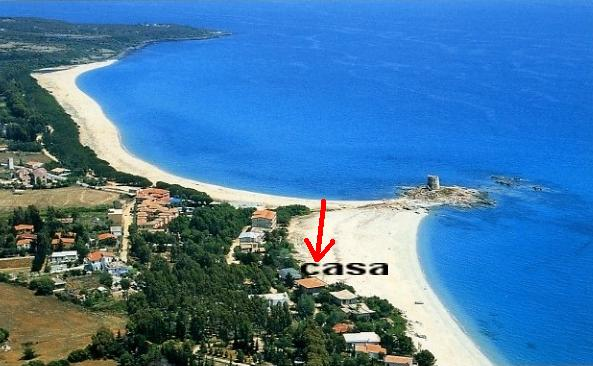 Foto affitto casa vacanze mare bari sardo for Disegni di casa sulla spiaggia tropicale
