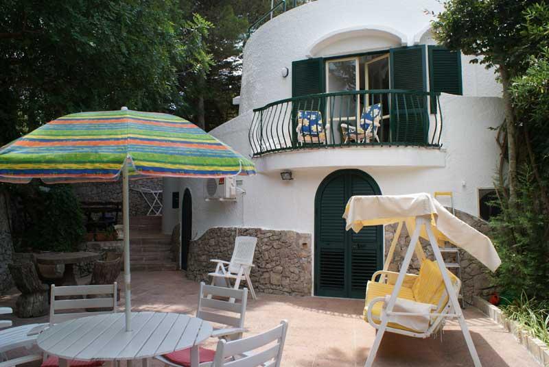 Affitto Casa vacanze Mare Castro
