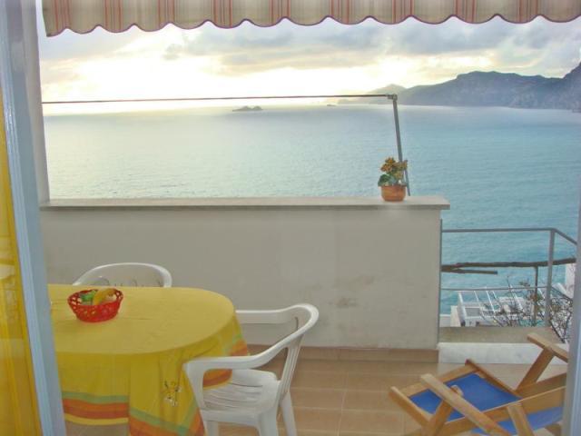 Affitto appartamento mare praiano