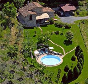 Affitto Villa Campagna Montecastelli Pisano