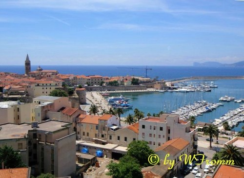 Affitto Bed & Breakfast Mare ALGHERO