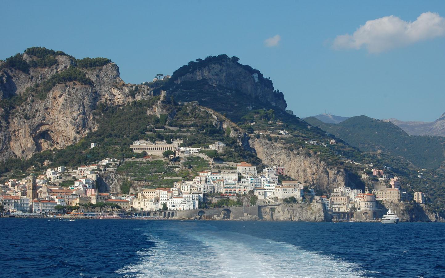 Affitto Monolocale Mare Amalfi