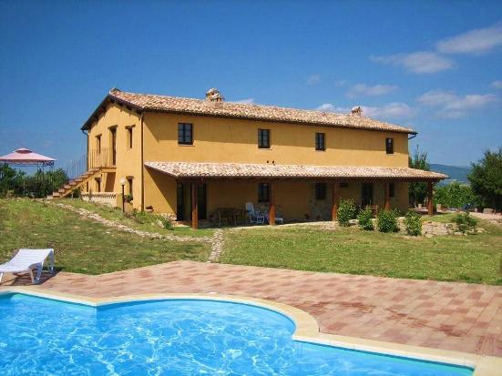 Affitto Casa vacanze Campagna San Severino Marche