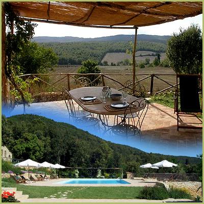 Affitto Casa vacanze Campagna Casole d' elsa