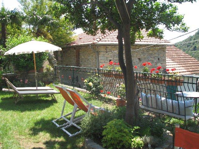 Affitto Casa vacanze Mare Riva Faraldi