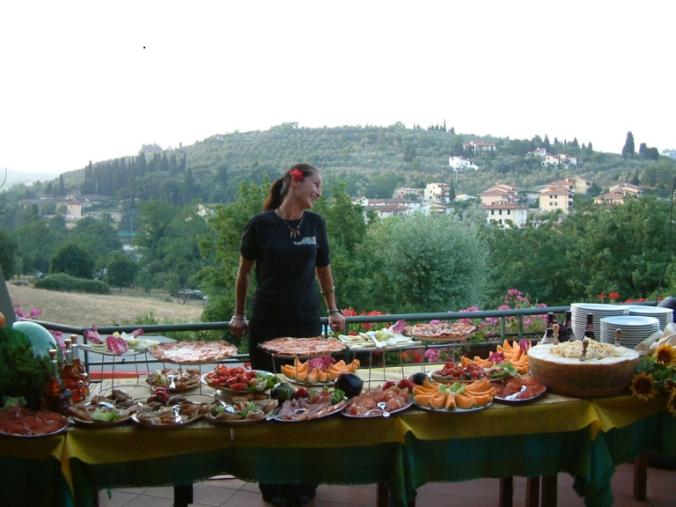 Affitto Agriturismo Campagna Ancona località Castelbellino