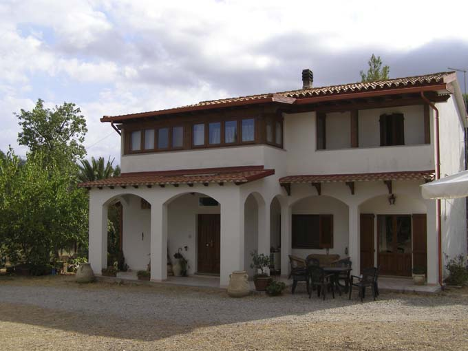 Affitto bed & breakfast campagna iglesias