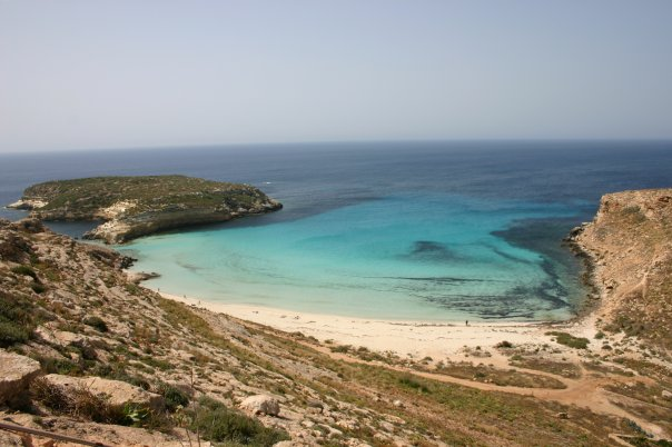 Rent residence seaside lampedusa