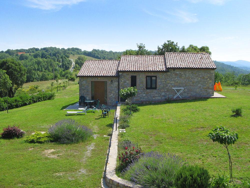 Affitto Casa vacanze Campagna Monteverdi Marittimo