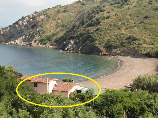Affitto Casa vacanze Mare Rio nell'Elba