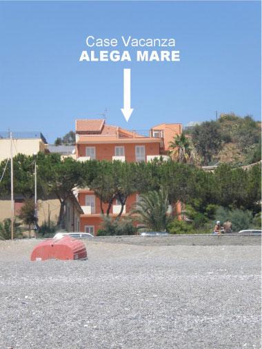 Affitto casa vacanze mare nizza di sicilia