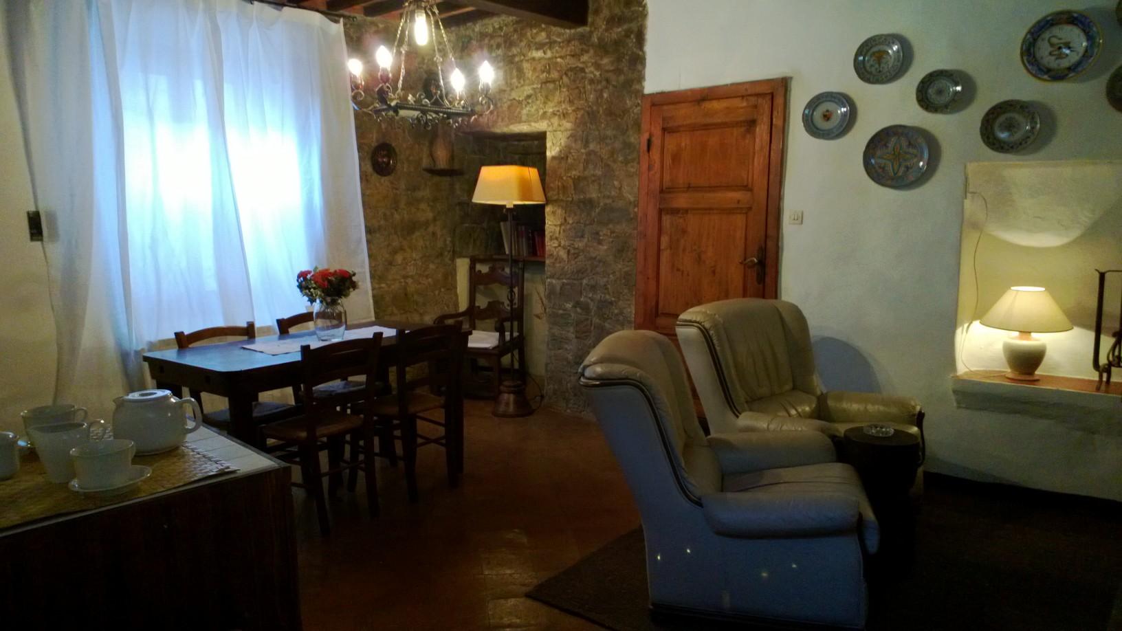 Affitto Casa vacanze Campagna Rocca d'orcia comune Castiglione d'orcia