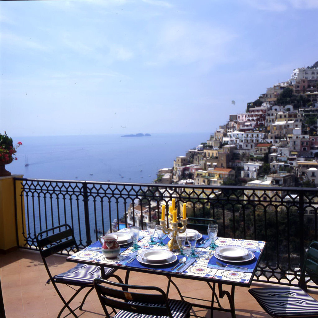 Positano Apartments: Holiday Rentals Campania