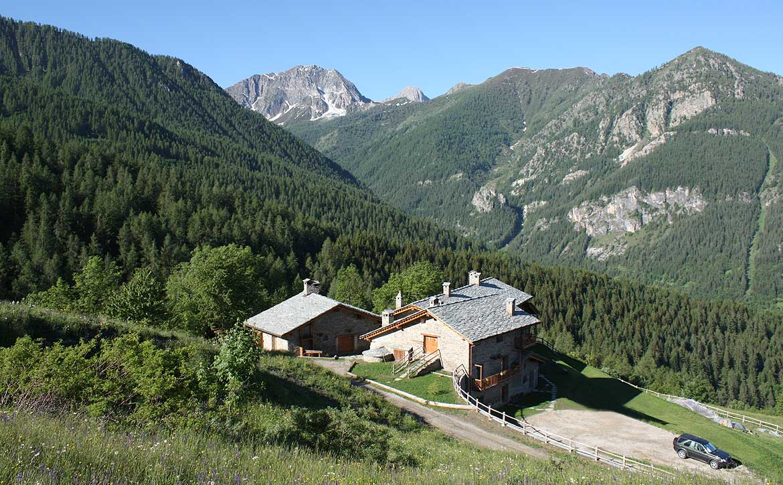 Affitto Chalet/Baita Montagna marmora