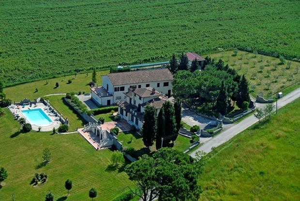 Affitto Casa vacanze Campagna Cortona