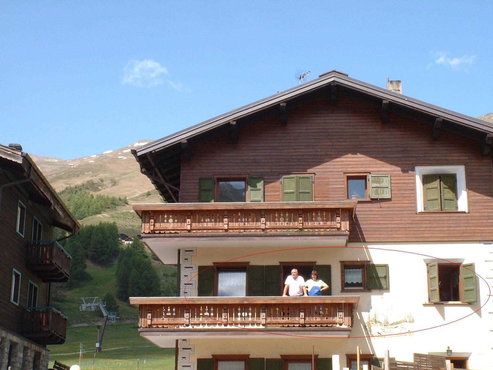 Affitto appartamento montagna livigno