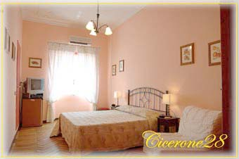 Affitto bed & breakfast citta roma