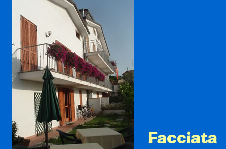 Affitto bed & breakfast citta massarosa