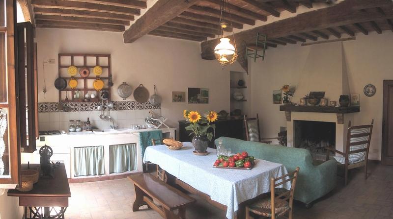 Affitto appartamento campagna sarteano