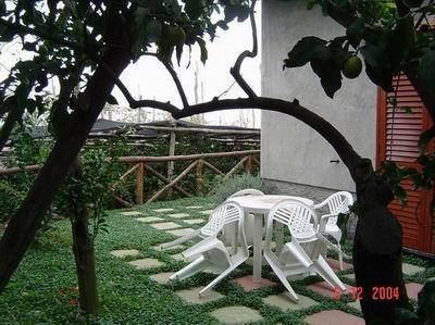 Affitto Casa vacanze Mare MASSA LUBRENSE