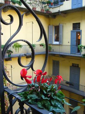 Affitto monolocale citta milano