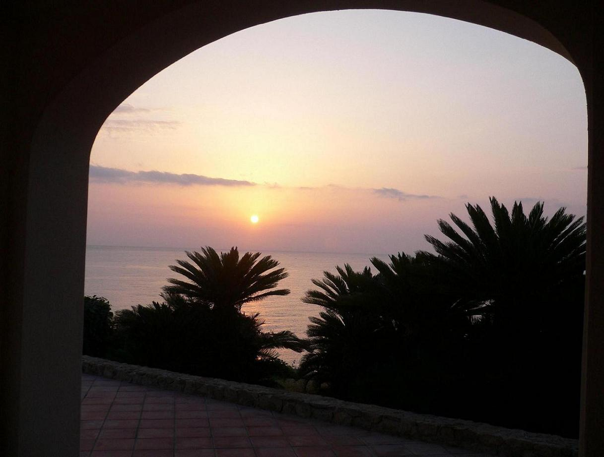 Affitto villa mare augusta