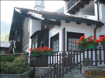 Affitto appartamento montagna courmayeur