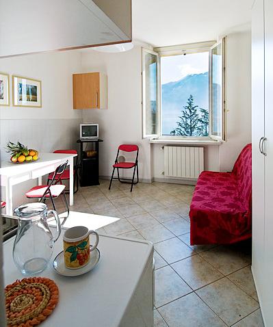 Affitto appartamento montagna lovere